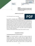 LEGIS.pe Casación 613 2015 Puno Conclusion de La Investigación Preparatoria Doctrina Jurisprudencial