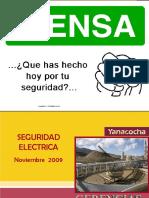 Seguridad Eléctrica Nov