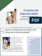 El Camino Del Interculturalista1