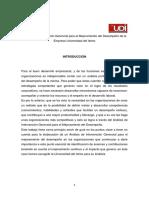 Mejoramiento de La Universidad Del Istmo