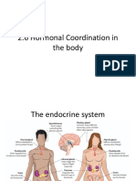 Form 4 Science Chapter 2.6 Endocrine System