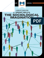 (the Macat Library) Ismael Puga, Robert Easthope-An Analysis of C. Wright Mills's the Sociological Imagination-Macat Library (2017)