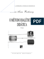 O Método Dialético na Didática - Capítulo 3 (Reformatado no Word)