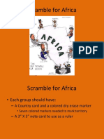 africa scramble simulation  2