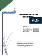 Tugas 1 - Analisis Bisnis Tokopedia