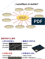 靜電紡絲 - 應用