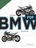 The Art of BMW Motorcycles - Peter Gantriis