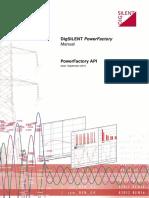 PowerFactory API