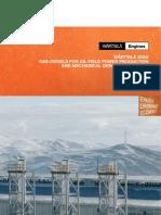 Gas Diesels Oil Field Power Production Brochure