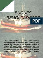 BUQUES REMOLCADORES