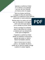 Poema Chilote