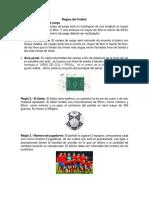 Reglamentos Del Futbol Completo