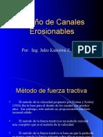 04Diseño de Canales Erosionables