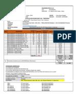 Cotizacion 01190 Ink - Proyectos & Ejecuciones Rosy Sac - Proyersac - Cm - 19.03.2018