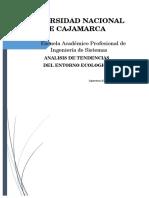 002. Analisis de Tendencias - Entorno Ecologico
