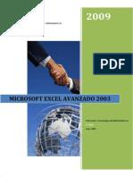 Excel Avanzado 2003
