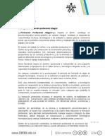 Formaci+¦n por Proyectos