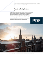 Survivor's Guide to Finding Housing in Denmark