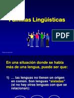 Familias Lingüísticas 1