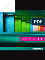 Catalogo Luminarias LED Exteriores 2016 Digital