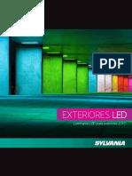 Catalogo Luminarias LED Exteriores 2016 Digital