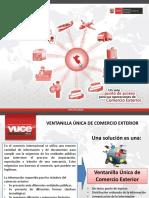 Sem 4 - Desarrollo de Comercio - VUCE - Ventanillas Únicas