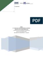 Plan de Investigacion de Matematica - 2 Parte