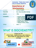 4 Importanceofbiochemistry
