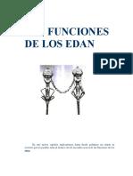 Las Funciones de Los Edan