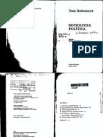 BOTTOMORE, Tom Sociologia Política Introdução