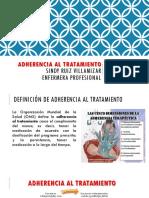 Terapia de Familia-Adherencia Al Tto