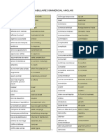 Vocabulaire Commercial-Marketing-Communication Anglais/Français