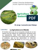 Agricultura Sostenible, cnceptos basicos