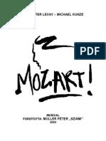 Mozart Szovegkonyv