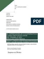 MONOGRAFIA Metodologia Cooperativa en Educación