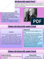 Etapas Freud y Erikson