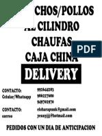 Cartel Delivery