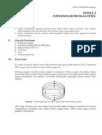 Modul J Induksi Elektromagnetik
