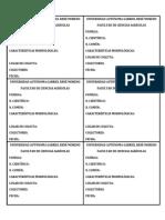 Etiqueta Para Herbario de Bot-102-1