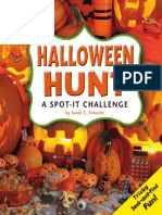 Halloween Hunt - Sarah L. Schuette