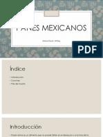 Panes Mexicanos