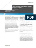 Forrester Data Security Report Imperva Reprint