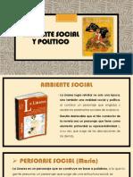 Ambiente Social y Politico - Lenguaje La Linares