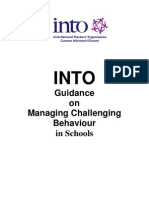Guide Managing Challenging Behaviour