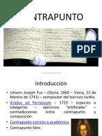6 Contrapunto - introducción