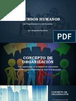 2. Las Organizaciones y Las Personas