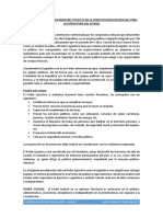 BREVE ANALISIS Y COMENTARIO DEL TITULO IV DE LA CONSTITUCION POLITICA DEL PERU.docx