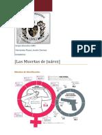 Muertas de Juárez Ensayo