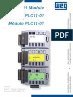 WEG Cfw11 Plc11 01 Modulo Plc 0899.5828 Guia Instalacion Espanol