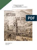Estado Ecuatoriano Historia - Colonia (1)(1)